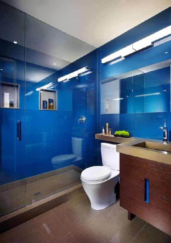 Banheiros coloridos 013