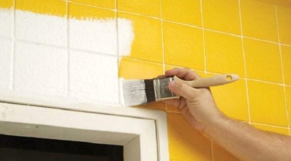 Como pintar pisos e azulejos 006