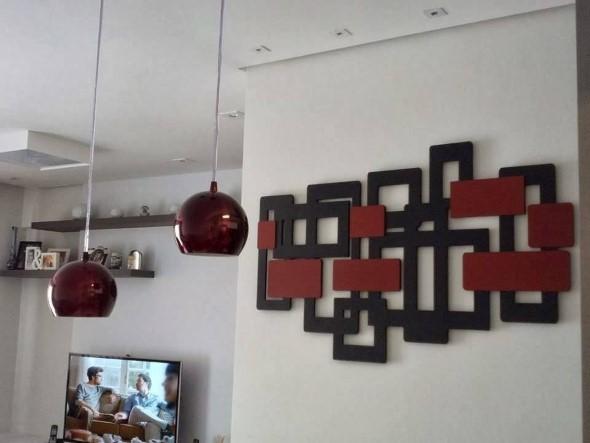 Decore sua casa com quadros vazados 008