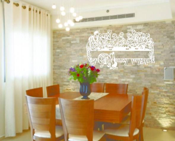 Decore sua casa com quadros vazados 012