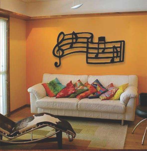 Decore sua casa com quadros vazados 016