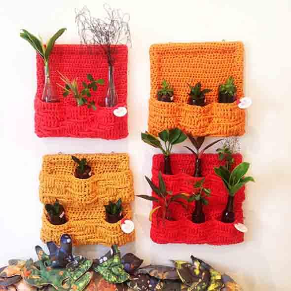 Usar crochê na decoração 019