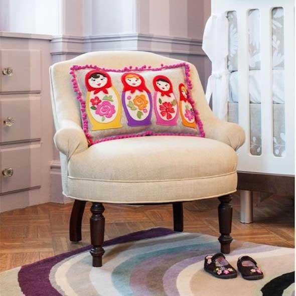 Decore sua casa com Matrioskas 012