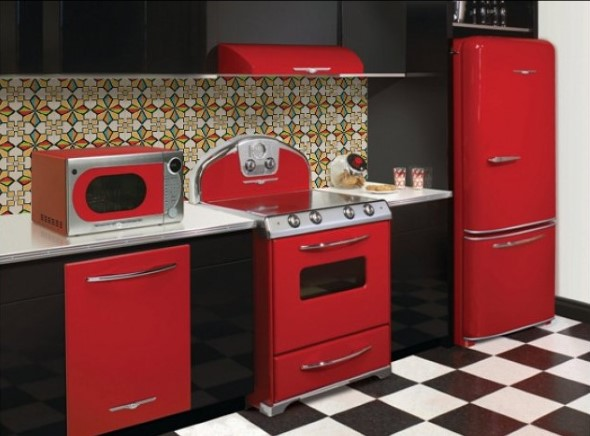 Eletrodomésticos com visual retro 006