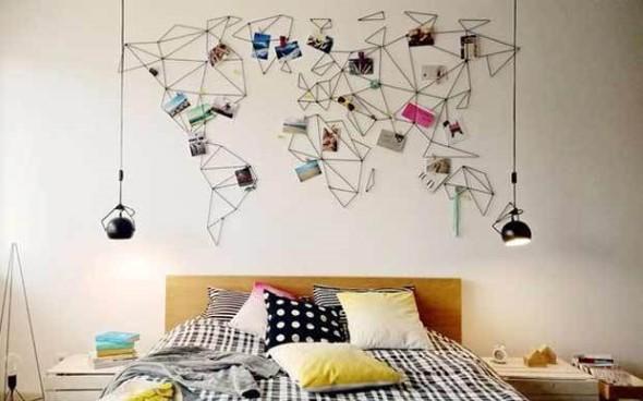 Ideias de decoração com o tema viagem 015