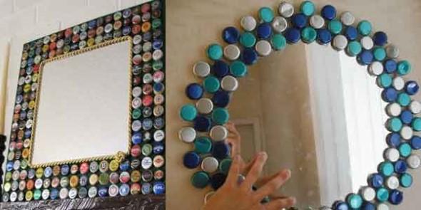 Molduras criativas na decoração 014