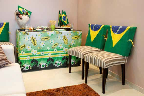 Casa decorada para Copa do Mundo 2018 009