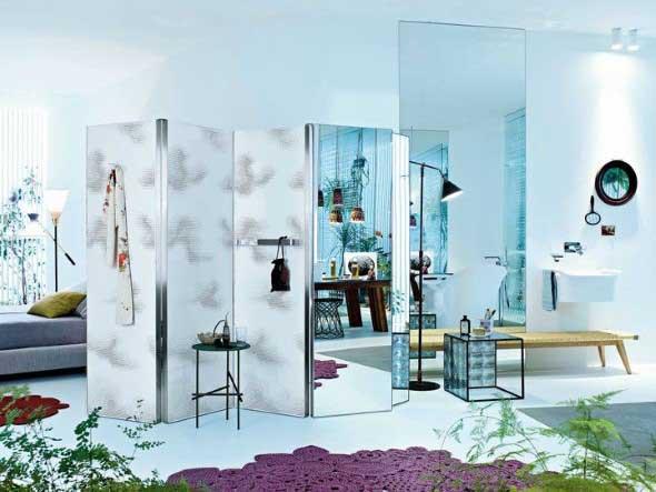 Dicas criativas para decorar a casa com biombos 015