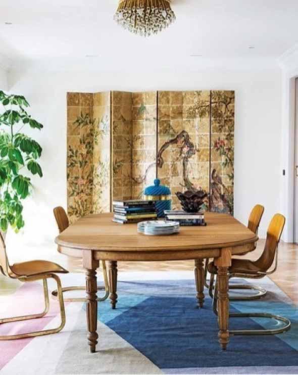 Dicas criativas para decorar a casa com biombos 017