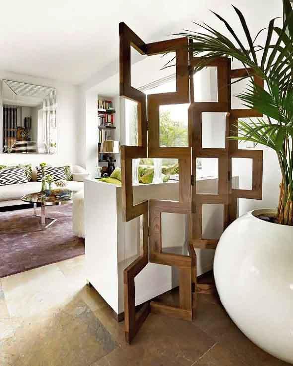Dicas criativas para decorar a casa com biombos 023
