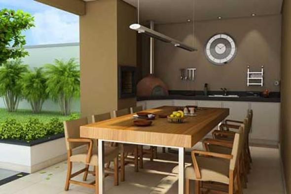 Cozinha externa 005