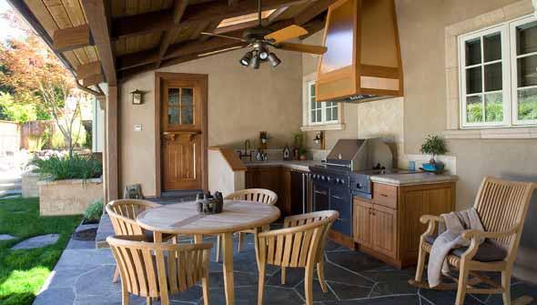 Cozinha externa 011