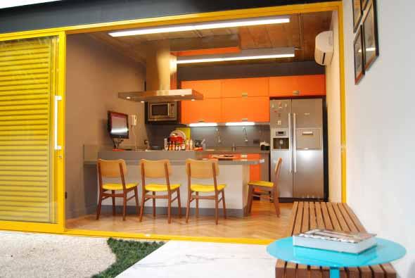 Cozinha externa 013
