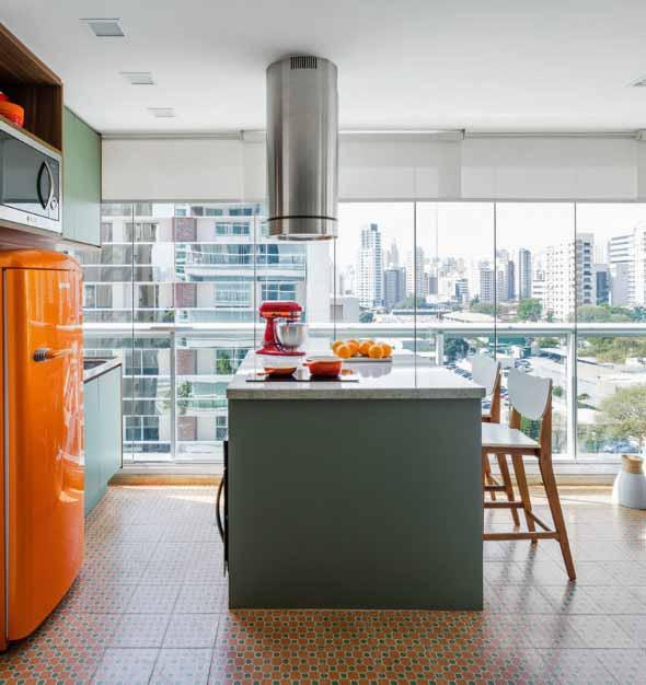 Cozinha externa 014