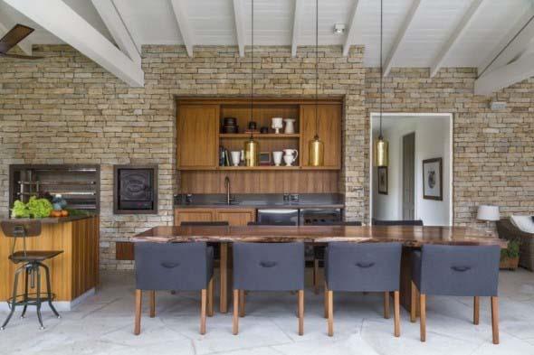 Cozinha externa 018