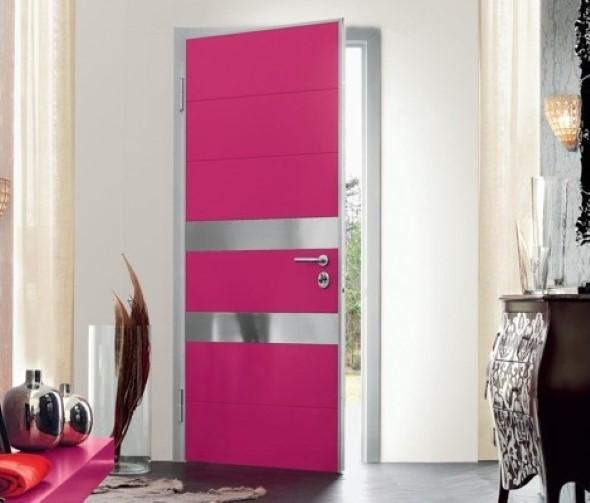 Decorar com portas coloridas 020
