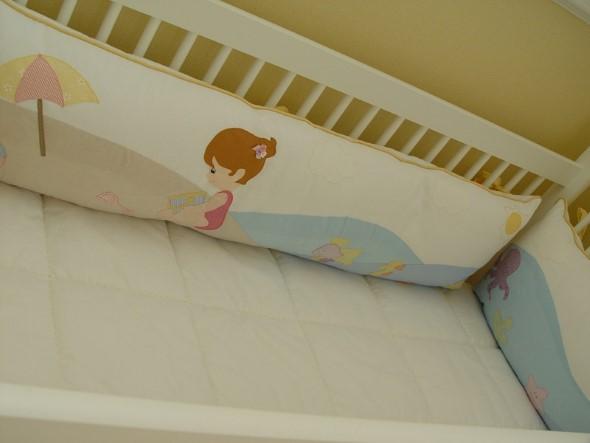 Decorar quarto de bebê em estilo praia 011