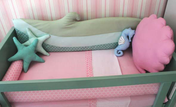 Decorar quarto de bebê em estilo praia 012