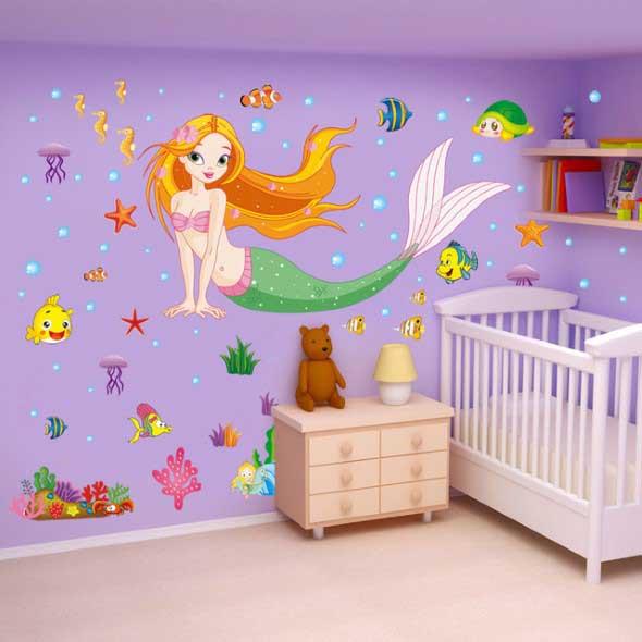 Decorar quarto de bebê em estilo praia 013