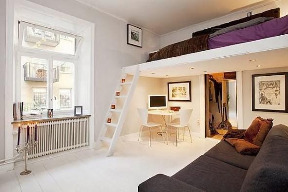 Dividir o quarto em dois ambientes 021