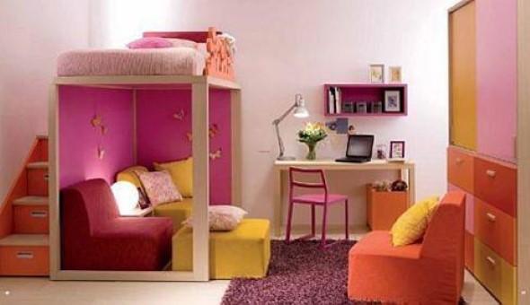 Pequenos espaços debaixo da cama 001