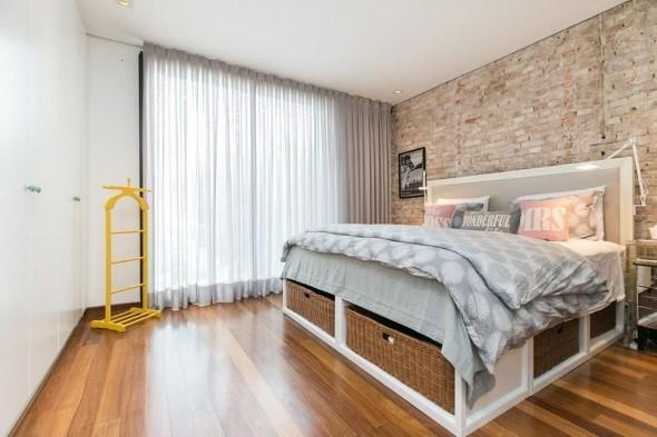 Pequenos espaços debaixo da cama 011