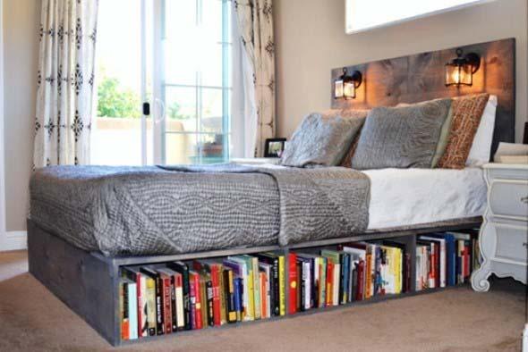 Pequenos espaços debaixo da cama 018