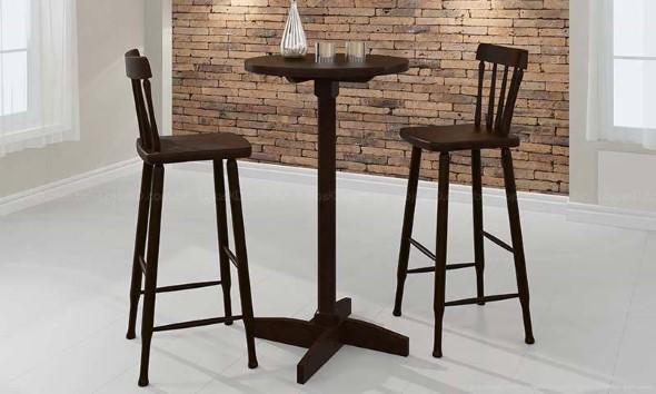 Use mesas bistrô na decoração de casa 002