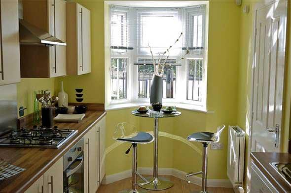 Use mesas bistrô na decoração de casa 006