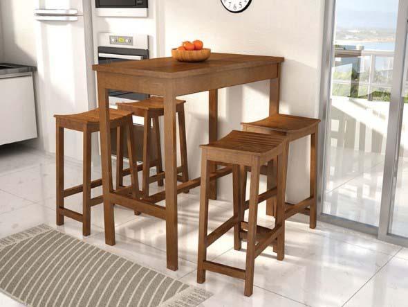 Use mesas bistrô na decoração de casa 012