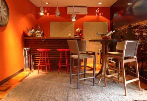 Use mesas bistrô na decoração de casa 019