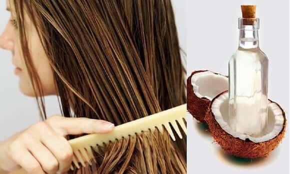 oleo coco cabelo