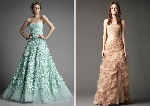 vestido noiva colorido 6