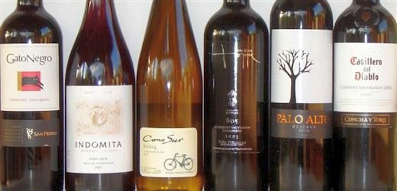 vinhos chilenos 1