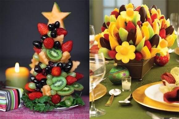 enfeite mesa natal 11