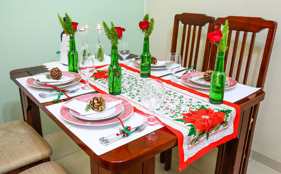enfeite mesa natal 5