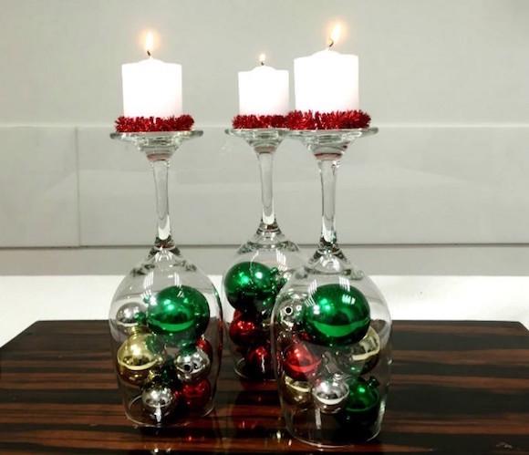 enfeite mesa natal 9