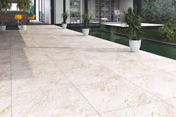 piso area externa